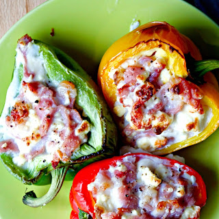 Stuffed Peppers With Bacon Recipes