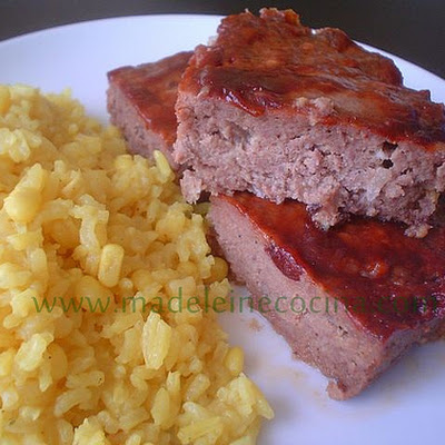 Meatloaf with Cranberries