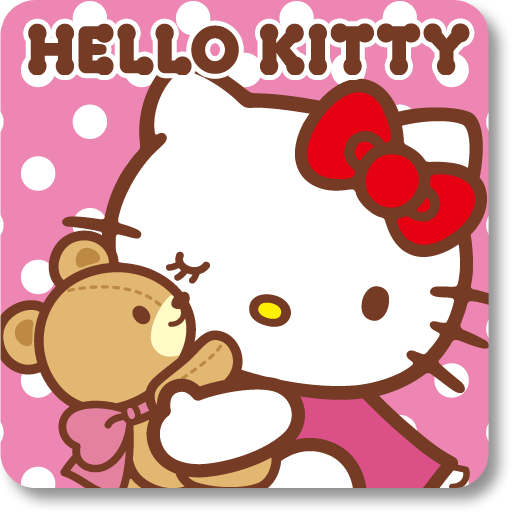 HELLO KITTY Theme8 個人化 App LOGO-APP試玩