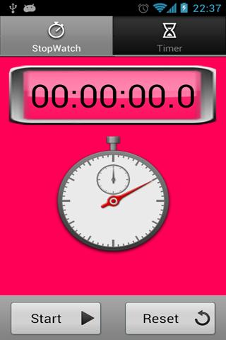 秒表倒时器