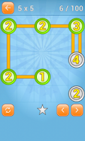 Screenshot of Linky Dots