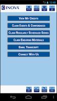 Screenshot of ICMES