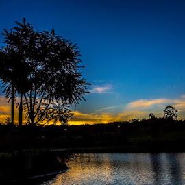 Silhuetas by Tony Saad - Landscapes Sunsets & Sunrises (  )