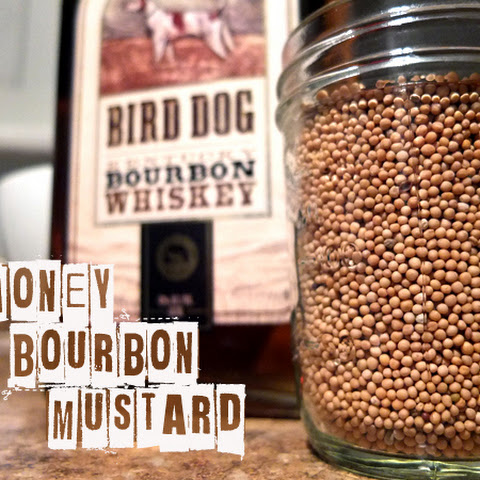 Honey Bourbon Mustard