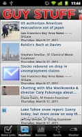 Screenshot of San Francisco Local News