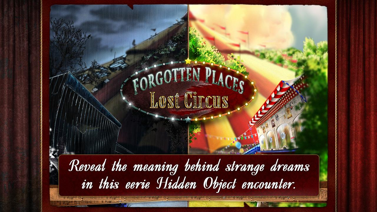 Forgotten Places: Lost Circus (Full) Screenshot 8