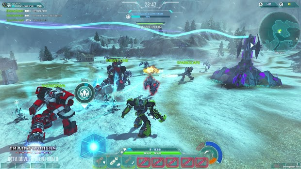 Jagex launches Under The Hood a series of behind the scenes videos about Transformers Universe