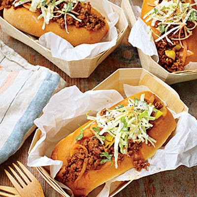 Sloppy Cola Joe Dogs
