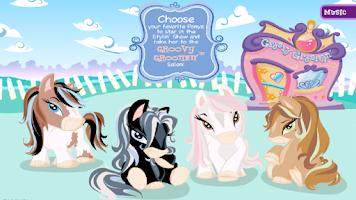 Screenshot of My Little Pony Style