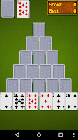 Screenshot of Italian Solitaire
