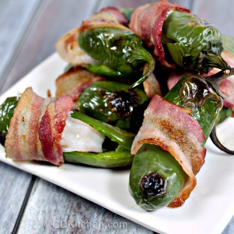 Shrimp-Stuffed Bacon Wrapped Jalapeno Afterburners