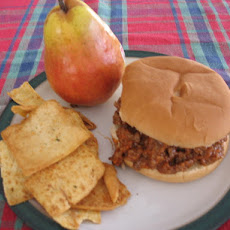 Kid Friendly Sloppy Joes (