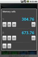 Screenshot of Easy Calculator