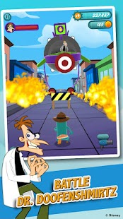Game Agent P DoofenDash APK for Kindle