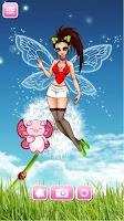 Screenshot of Fairy Princess Dress Up Games
