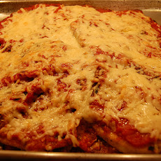Eggplant Parmesan Ww 5 Points