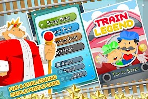 Screenshot of Train Legend