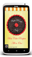Screenshot of Cake Recipe Book FREE