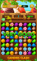 Screenshot of Candies Clash