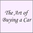 The Art of Buying a Car icon