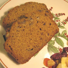 Cranberry Pumpkin Quick Bread With Splenda