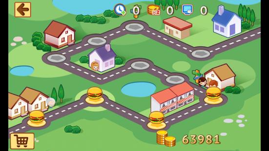 Game Burger Simulator Shop APK for Windows Phone
