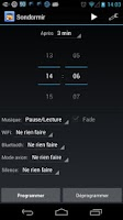 Screenshot of Sleep Music (sleep timer)