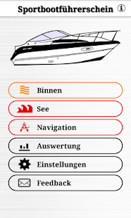 SBF Kombi Trainer Lite - screenshot