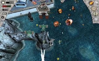 Screenshot of AirAttack HD