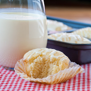 Egg Nog Muffins/Mini Loaves