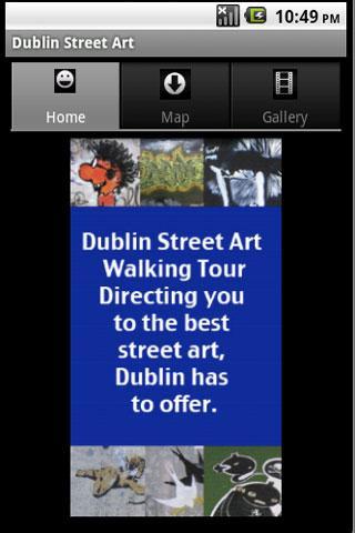 【免費旅遊App】Dublin Street Art-APP點子