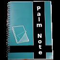 PalmNote icon