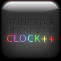 Clock ++ icon