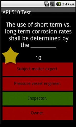 API 510 Pressure Vessel