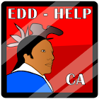 EDD HELP - Unemployment CA icon