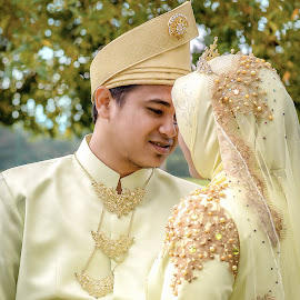 Malaysian wedding by Mohd hafizan Ilias - Wedding Bride & Groom