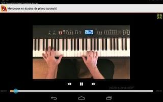 Screenshot of PlayMusiBooks