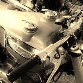 by David Stults - Transportation Motorcycles (  )