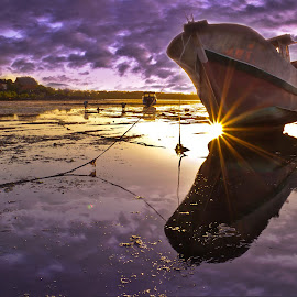 sunstar by Mekodakan Dek - Landscapes Sunsets & Sunrises