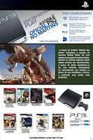Screenshot of Catálogo de Produtos - Sony -