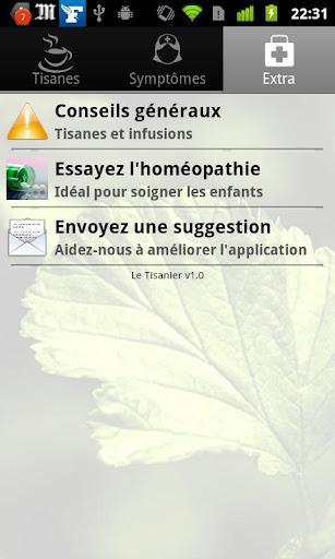 【免費健康App】Le Tisanier-APP點子