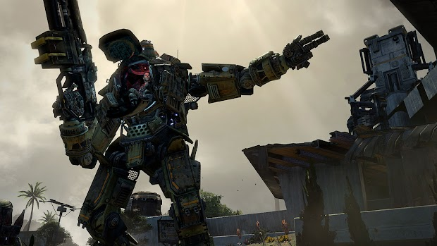 Titanfall pips Dark Souls II to the number one spot in the UK all-format charts