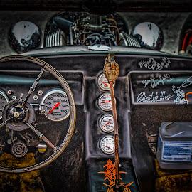 Rat Rod by Ron Meyers - Transportation Automobiles