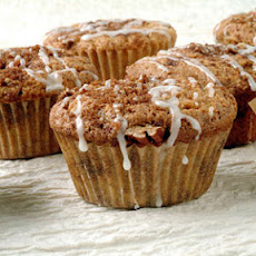 Sour Cream Coffeecake Muffins