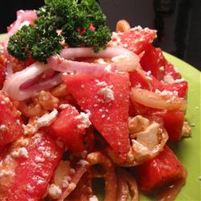 Awesome Summer Watermelon Salad
