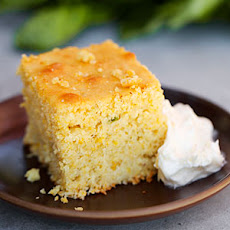 Cornbread with Whipped Lardo