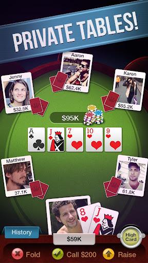 Poker Friends - Texas Holdem - screenshot