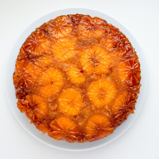 Orange Upside Down Cake Recipes