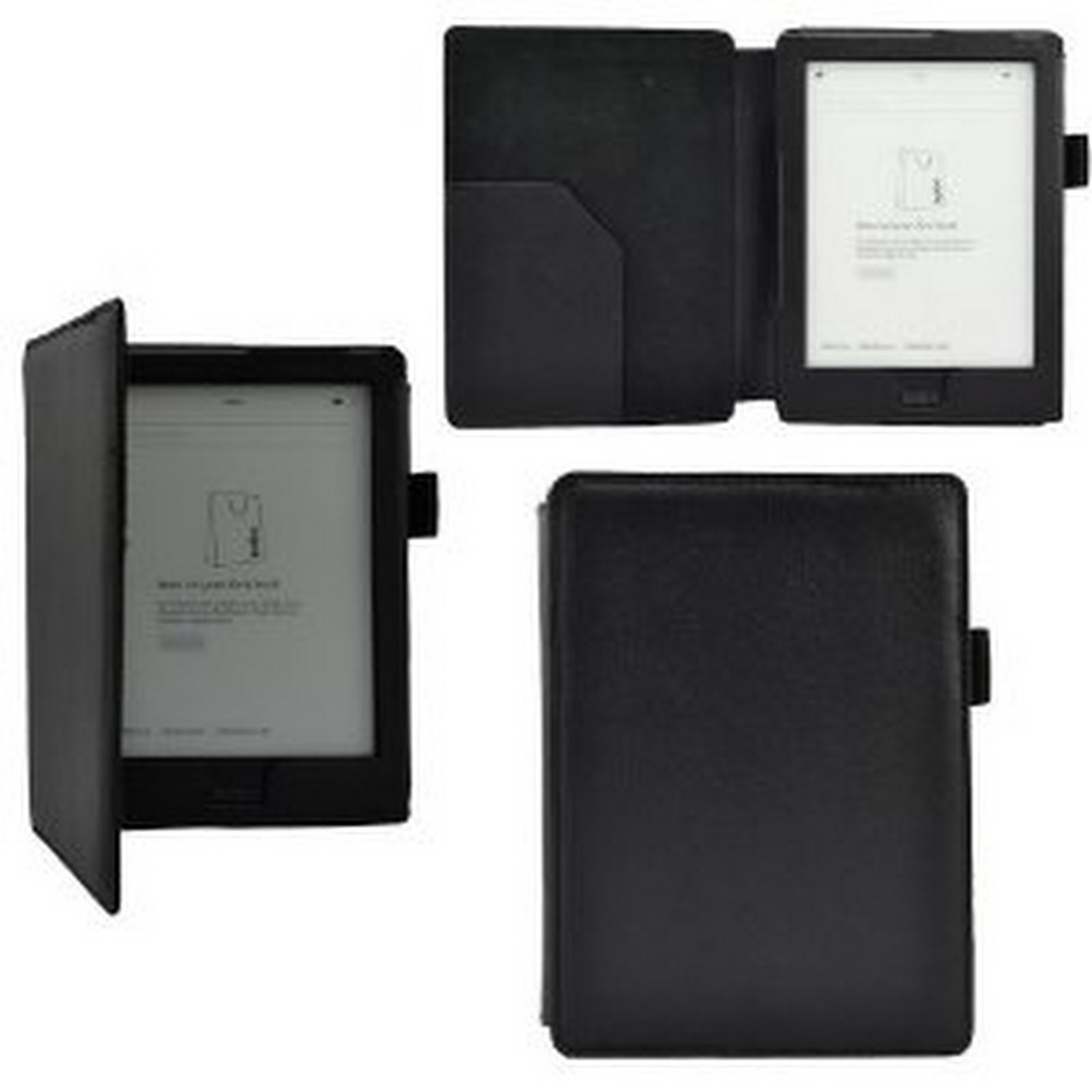 Funda ODYSSEY para Kobo Aura HD color negro