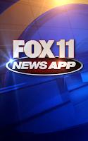 Screenshot of myFOXla KTTV FOX11 Los Angeles